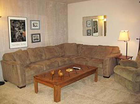 Unit 116 - Living Room