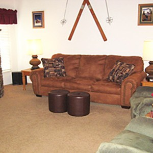 Unit 123 - Living Room