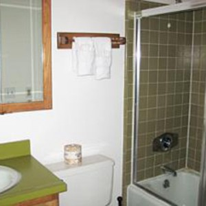 Unit 130 - Bathroom