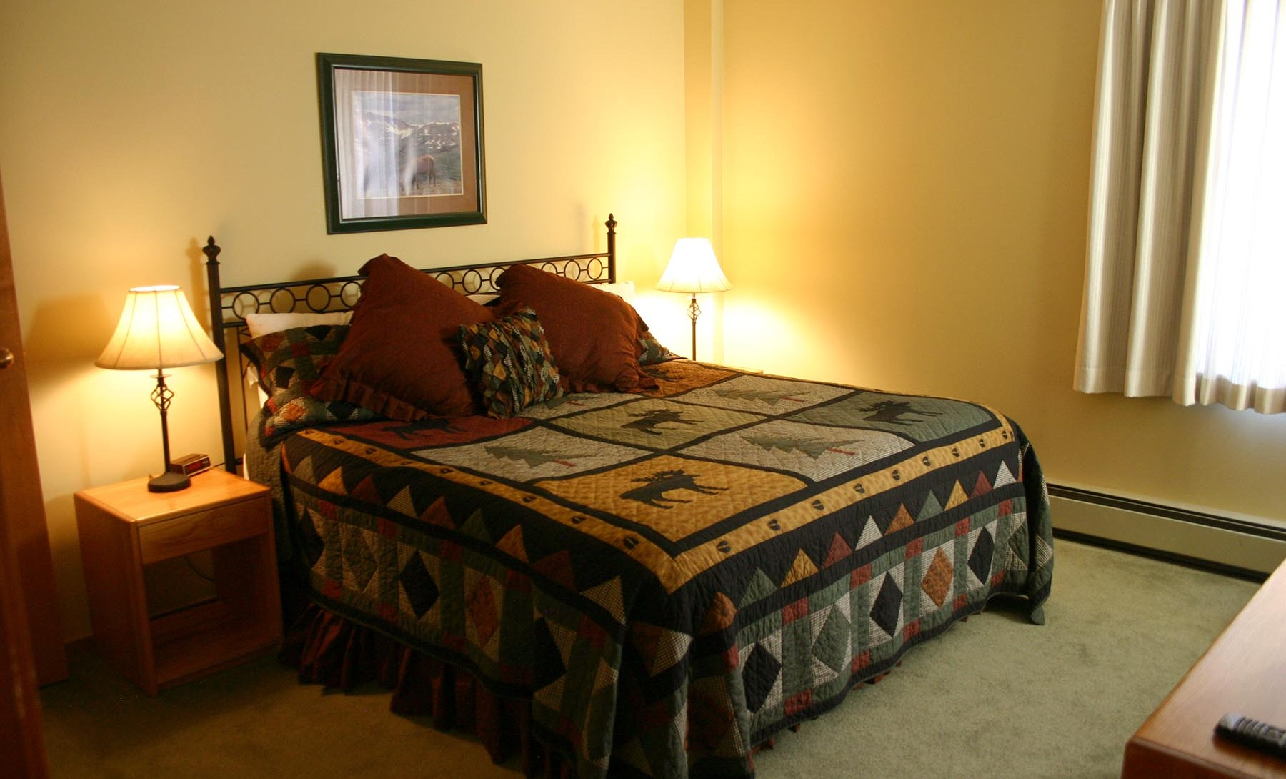 Unit 329 - Village Square Bedroom