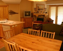 Unit #331 - Tucker Mountain Lodge 1 Bedroom + Den