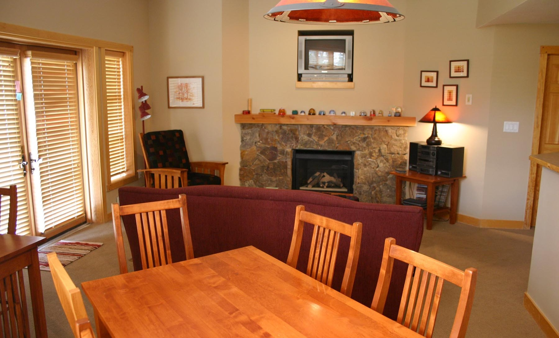 Unit 340 - Passage Point Dining & Living