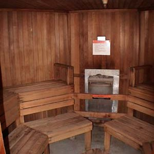 Village Square Sauna