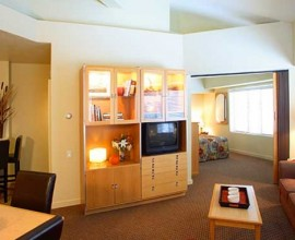 Unit #221 - Squaw Valley Lodge 1 Bedroom Kitchenette